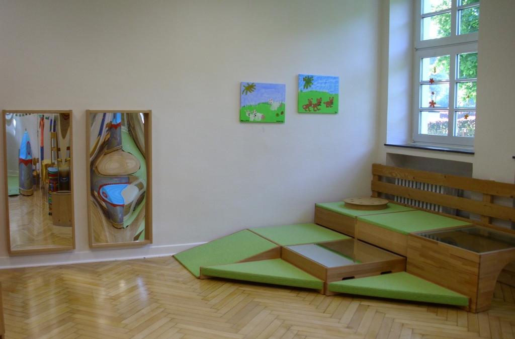 Kuschelecke kindergarten  U3-Betreuung